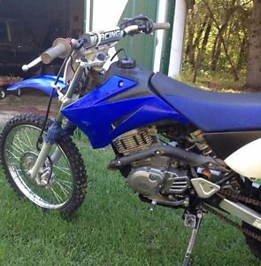 4 stroke 125 TTR Yamaha dirt bike UPDATED PHOTOS