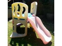 Garden slide £30 ONO