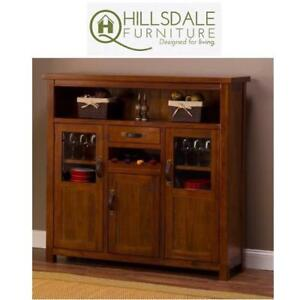 NEW* HILLSDALE FURNITURE WINE RACK 4321-890 198613259 OUTBACK