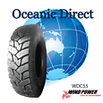 11R22.5 WDC55 TRUCK DRIVE TYRE ON OFF ROAD WINDPOWER