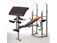 V-Fit ST Multi Gym and weights! Ashford, Kent!