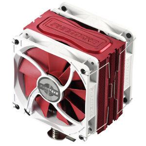Phanteks 120mm PWM CPU Cooler Red [PH-TC12DX]