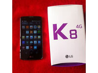 LG K8 smart mobile 4g