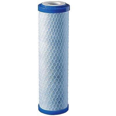 AQUAPHOR In line 5 mic Carbon Fibre Block Cartridge For Trio Water