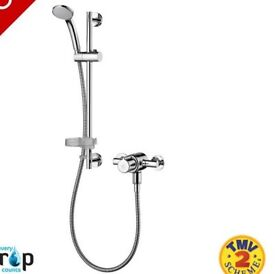 Ideal Standard ITV Thermostatic shower valve riser and head NEW