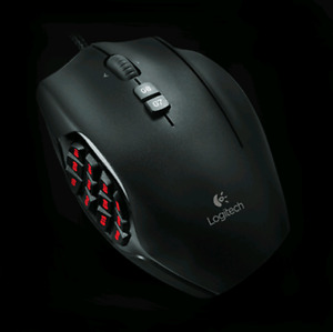Logitech M600 Gaming Mouse