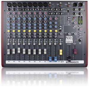 Mixer Allen & Heat ZED60-14FX