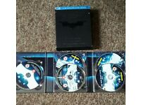 Batman trilogy Blu Ray box set