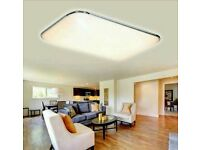 96 WATT WHITE LED CEILING LIGHT