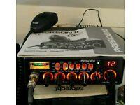 President jackson 2 ssb cb radio