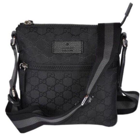 3d5e4fea9b4243 gucci messenger bag pouch limited edition authentic 100%