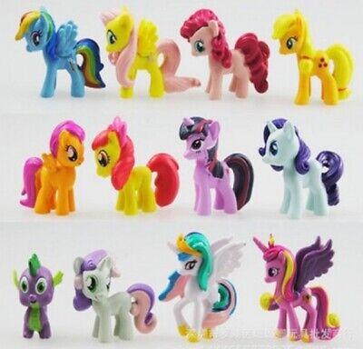 Sammlung Mein kleines Pony Spike Rainbow Dash Action Figur (Rainbow Dash Pony)