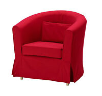 Looking for 2 Ikea Ektorp Tullsa chairs, any colour