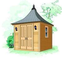 Construct Two Sheds -  2 to 3 persons  (June 27-29th)  SHEDIAC