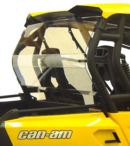 CAN-AM-COMMANDER-REAR-WINDOW-SHIELD-BACK-PANEL-BRP-1000-800-XT-X-LTD-CANAM