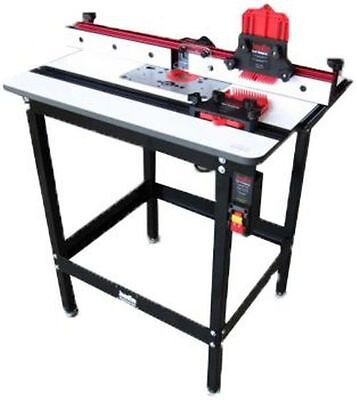 Jessem Mast-r-lift Ii Deluxe Router Table Package