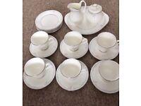 Royal Dalton Carnation Tea Set.
