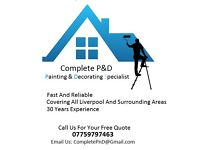 Painting And Decorating Specialists - Complete P&D LTD