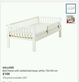 ikea gulliver child bed