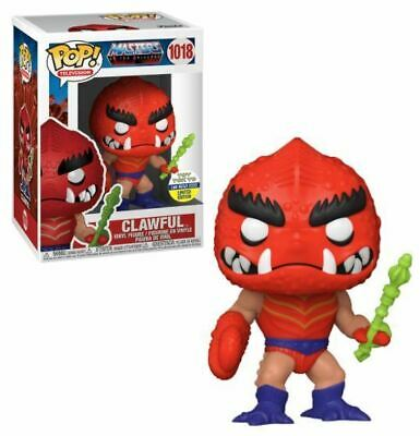 Funko Pop! MOTU Clawful 2020 SDCC Toy Tokyo Exclusive *PRE-ORDER* + PROTECTOR