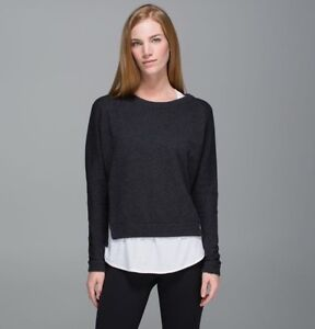 Lululemon Bhakti Life sweater *4*