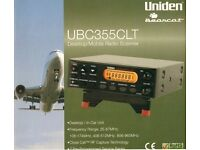 Uniden Bearcat UBC355CLT Base / Mobile Radio Scanner