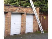TWO LOCK UP GARAGES Fordbridge Road, Ashford Mddx.125 year lease. £40,00 ONO