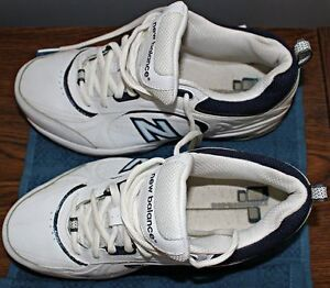 Pair Woman's New Balance # 623 Sneakers Size 7 1/2 D