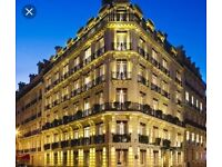 2 night 4* stay in Hotel West End (breakfast included) - rated #52 of 1811 hotels in Paris £300 ONO
