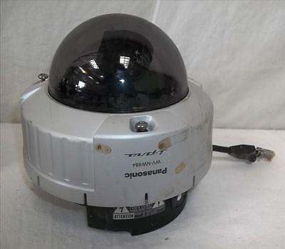 Panasonic Wv-nw484s I-pro Network 24vac Ip66 Fixed Dome Camera
