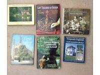English heritage books job lot