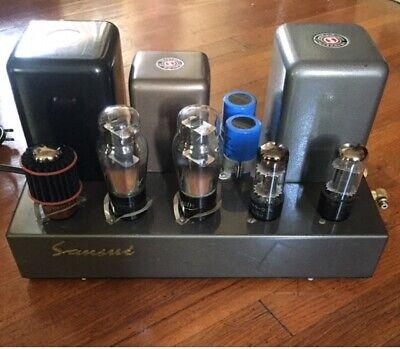 SANSUI HF-v6k Tube Mono Amplifier