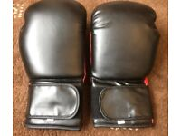 Brand New PU Leather Boxing Training gloves
