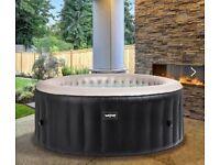 Hot tub wave spa 2-4 people