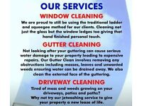 Tony's window cleaning & gardening services