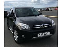 Top of the range TOYOTA RAV4 - Auto - low mileage