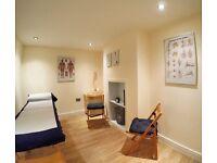 Treatment / Therapy room - Therapist, Sports massage, Massage therapist