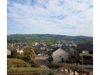 A lovely 3 bed house with stunning views over Dingwall for rent