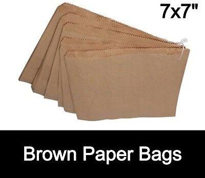 BROWN KRAFT PAPER BAGS 7