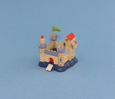 Cute 1:12 Scale Dollhouse Miniature Wooden Toy Castle #WCTA216