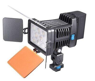 5080 8pcs 3300k 5500K LED Video Light For Nikon D90 D3300 D5500 D7000 D7100 D80