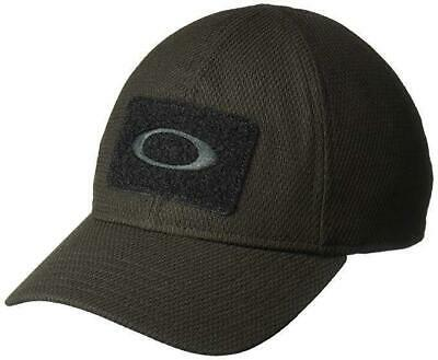 men s si cap jet black