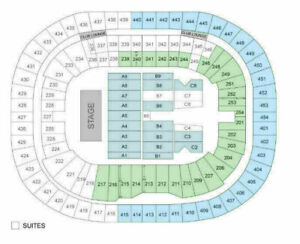 PAUL MCCARTNEY - UP TO 6 TICKETS - GREAT UPPER LEVEL SEATS