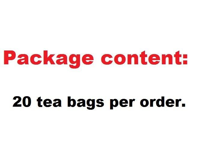 Tierra Madre nervios-S stress Tea ( 20 tea bags) 1