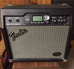 Fender digital amp