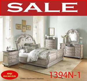 1394N-1, tradition bedroom set, dresser, mirror, tv chest