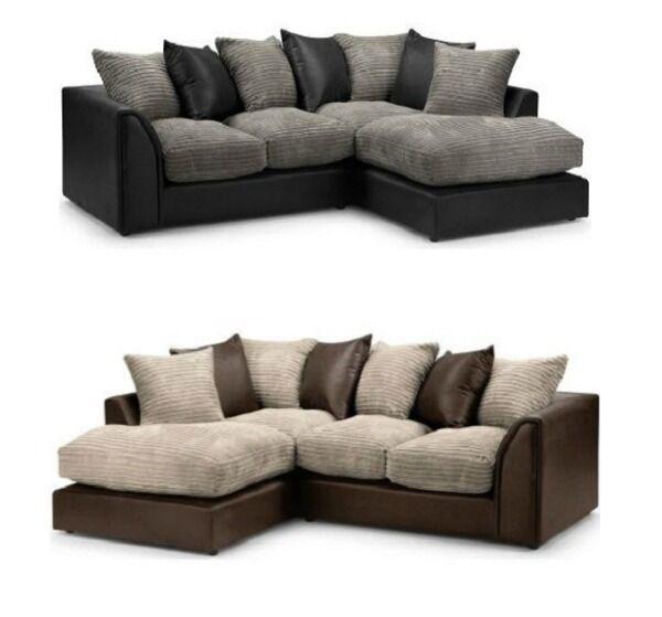 Small fabric corner sofa thesofa Low corner sofa