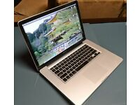 "2.3 Ghz Quad Core i7 15"" Apple MacBook Pro 16GB Ram 500GB Ableton Logic Pro X Cubase Reason Massive"