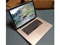 "2.2 Ghz Quad Core i7 15.4"" Apple MacBook Pro 8GB 512GB SSD Ableton Logic Pro Cubase Reason Massive"