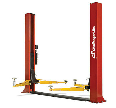 CHALLENGER LIFTS 2 POST LOW CEILING VEHICLE LIFT - 9000 LB CAPACITY, CLFP9 Challenger 2 Post Lift